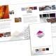 Plaquette 3 volets Peintisol - Agence Comm'Impact