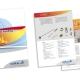 Chemise et fiches techniques - Agence Comm'Impact