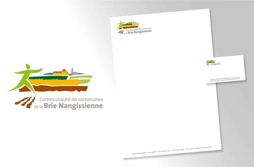 papeterie logo Brie Nangissienne