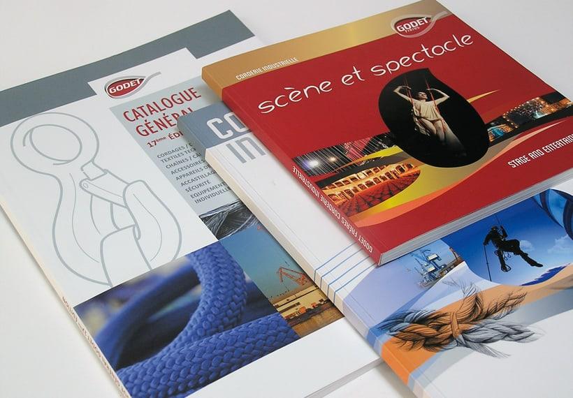 catalogue scène et spectacle société Godet