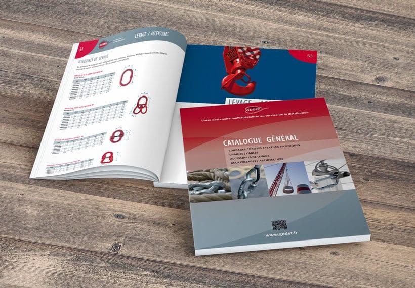 catalogue général produits société godet