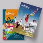programme culturel du Mée-sur-Seine, le Mas, 2014 à 2016