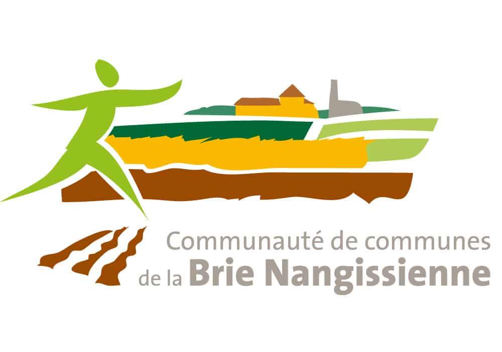 logotype de la communauté de communes de la brie nangissienne