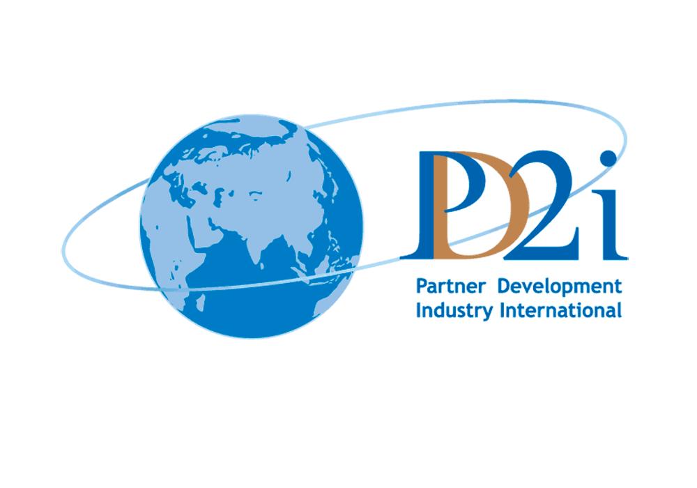 Identité visuelle société PD2i